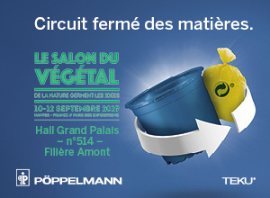 PÖPPELMANN SALON DU VEGETAL SEPTEMBRE 2019