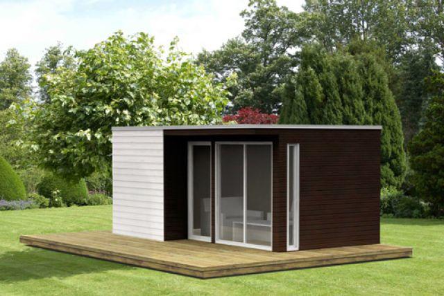 direct abris kubic le bureau de jardin en kit qui. Black Bedroom Furniture Sets. Home Design Ideas