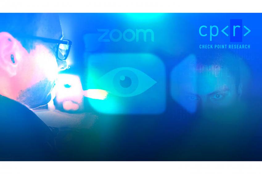 CHECK POINT RESEARCH : Conséquence du Coronavirus COVID-19, les cybercriminels ciblent les domaines de Zoom