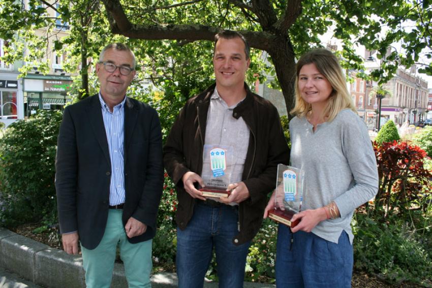 GNIS : Teillage St Martin et Terre de Lin, distributeurs de Semences Certifiées de Lin High Tech, récompensés en juillet 2019 pour leurs actions par les Trophées de la Performance et du Dynamisme