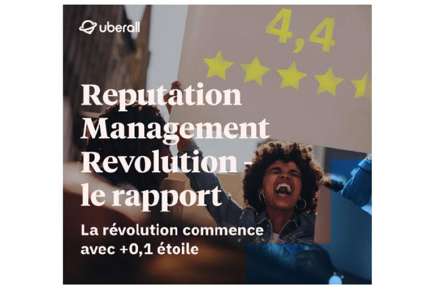 UBERALL publie ce 22 octobre 2019 son étude intitulée « The Reputation Management Revolution » qui révèle que les grandes marques mondiales traitent moins d'1 avis client sur 10
