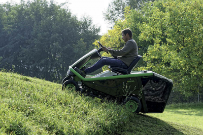 ETESIA Nouvelle Hydro 80 MKHP5 Tondeuse Autoportee Made in France