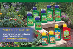 Evergreen Garden Care France mise sur le le développement durable